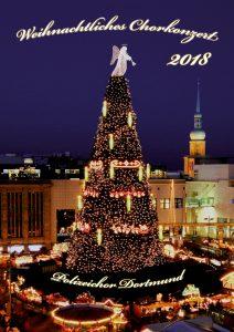 Titelseite Dortmund Weihnachten 2018