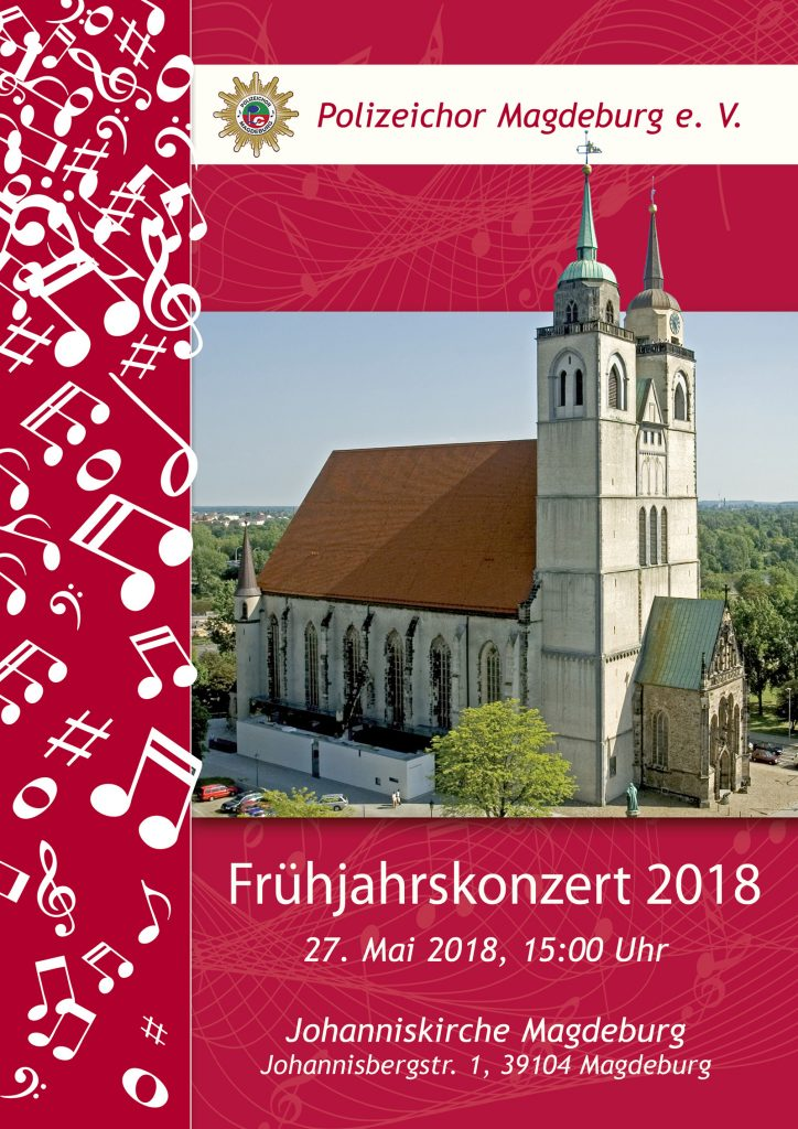Titelseite Magdeburg 2018