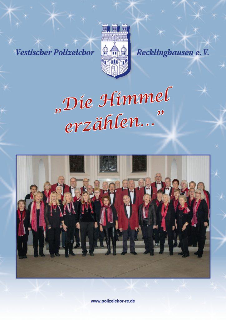 Titelseite Recklinghausen 2018