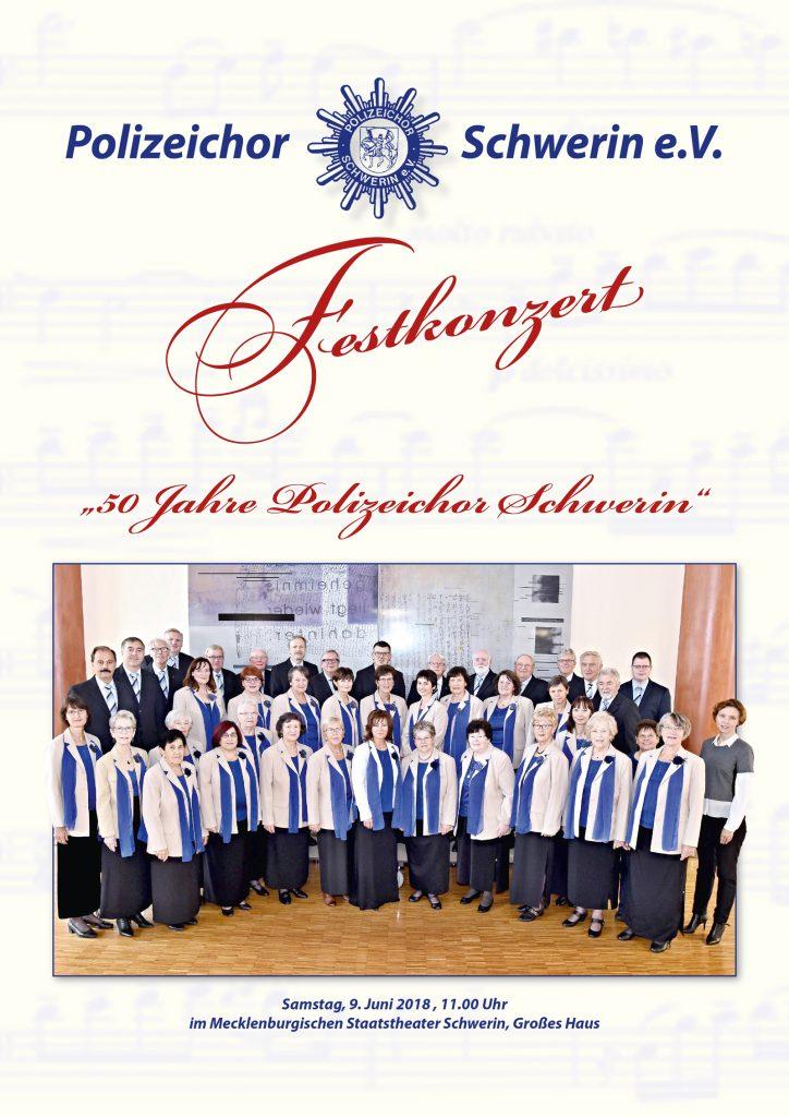 Titelseite Schwerin 2018