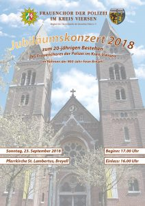 Titelseite Viersen 2018