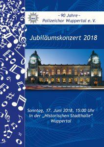 Titelseite Wuppertal Jubilaeum 2018