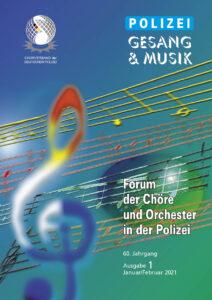 PGM Ausgabe 01/21 Titelseite